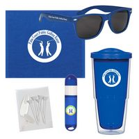 344970813-816 - Towel Tumbler Golf Kit - thumbnail