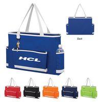 345498984-816 - Tri-Pocket Tote Bag - thumbnail