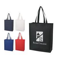 353415687-816 - Matte Laminated Non-Woven Shopper Tote Bag - thumbnail