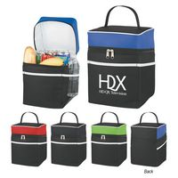 355138183-816 - Deluxe Lunch Bag Cooler - thumbnail