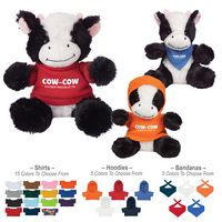 "364970957-816 - 6"" Cuddly Cow - thumbnail"