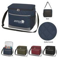 365813338-816 - Carter Quilted Cooler Bag - thumbnail