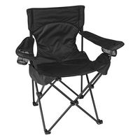 375405126-816 - Deluxe Padded Folding Chair With Carrying Bag - thumbnail