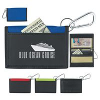 383671017-816 - Wallet With Carabiner - thumbnail