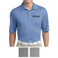 385459156-816 - Nike Dri-FIT Heather Polo - thumbnail
