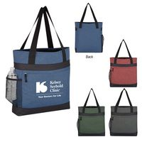 385489950-816 - Hidden Zipper Outing Tote Bag - thumbnail