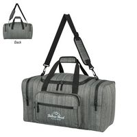 385498969-816 - Heathered Duffel Bag - thumbnail