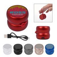386114837-816 - Xoopar Yo-Yo Wireless Speaker & Selfie Remote - thumbnail
