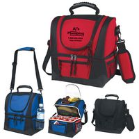 521993649-816 - Dual Compartment Cooler Bag - thumbnail