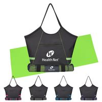 535417727-816 - Yoga Gym Bag With Mat - thumbnail