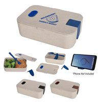 536095585-816 - Harvest Lunch Set With Phone Holder - thumbnail