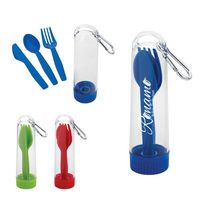 544215634-816 - Utensil Kit With Carabiner - thumbnail