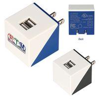 544971009-816 - UL Listed Diagonal Dual Port Adapter - thumbnail