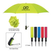 "545509268-816 - 46"" Arc Telescopic Inversion Umbrella - thumbnail"