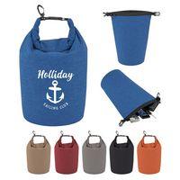 555782181-816 - Heathered Waterproof Dry Bag - thumbnail