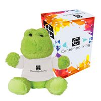 "565013519-816 - 6"" Fantastic Frog With Custom Box - thumbnail"