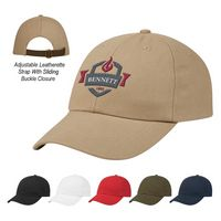 585489958-816 - Washed Cotton Chino Dad Cap - thumbnail