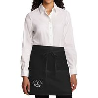 586214127-816 - Port Authority® Easy Care Half Bistro Apron with Stain Release - thumbnail