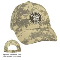 594265189-816 - Digital Camouflage Cap - thumbnail
