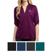 595515653-816 - OGIO® Ladies' Crush Henley - thumbnail