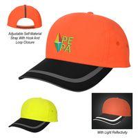 596101836-816 - Enhanced Visibility Reflective Cap - thumbnail