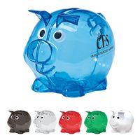 703729860-816 - Mini Plastic Piggy Bank - thumbnail