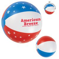 "725402909-816 - 16"" USA Beach Ball - thumbnail"