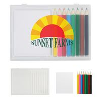 745323046-816 - 8-Piece Colored Pencil Art Set In Case  - thumbnail