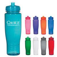762866208-816 - 28 Oz. Poly-Clean™ Plastic Bottle - thumbnail