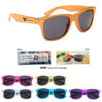 774494134-816 - Metallic Malibu Sunglasses - thumbnail