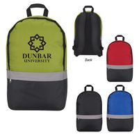 775489986-816 - Reflective Strip Backpack - thumbnail