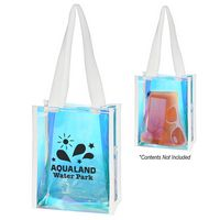 776022793-816 - Hologram Mini Tote Bag - thumbnail