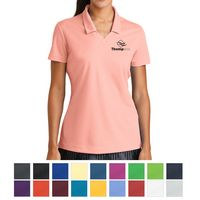 785459152-816 - Nike Ladies' Dri-FIT Micro Pique Polo - thumbnail