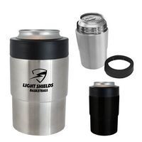 905331583-816 - Stainless Steel Boss™ Insulated Can Holder - thumbnail