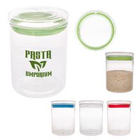915826653-816 - 26 Oz. Fresh Prep Glass Container With Lid - thumbnail