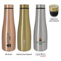 925770099-816 - 20 Oz. Lincoln Stainless Steel Bottle - thumbnail