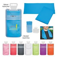945062184-816 - Cooling Towel In Plastic Case - thumbnail