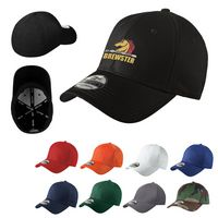 945372158-816 - New Era® Structured Stretch Cotton Cap - thumbnail