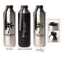 946064267-816 - Hydrogen 20 - 20 Oz. Stainless Steel Water Bottle - thumbnail