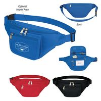 955517951-816 - Fanny Pack With Organizer - thumbnail