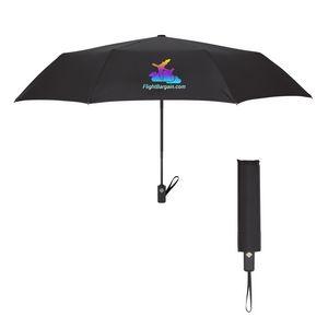 "955808417-816 - 44"" Arc Sterling Automatic Telescopic Umbrella - thumbnail"