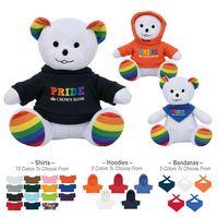 "956085022-816 - 6"" Rainbow Bear - thumbnail"