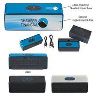 964556235-816 - Metal Brick Speaker - thumbnail