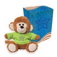 "965013515-816 - 6"" Marvelous Monkey With Custom Box - thumbnail"