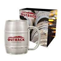 965056685-816 - 14 Oz. Moscow Mule Barrel Mug with Custom Box - thumbnail