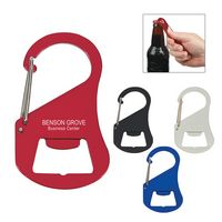 975145854-816 - Carabiner Bottle Opener - thumbnail