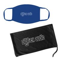 986360153-816 - Cotton Reusable Mask & Mask Pouch With Antimicrobial Additive - thumbnail