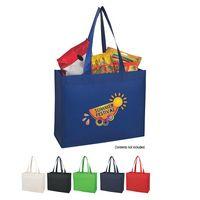 993415666-816 - Matte Laminated Non-Woven Shopper Tote Bag - thumbnail