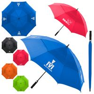 "355288371-169 - Arcus Auto-Open 60"" Vented Canopy Golf Umbrella - thumbnail"