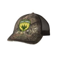 395617823-169 - Outdoor Cap Oil Stained Camo Trucker Cap - thumbnail